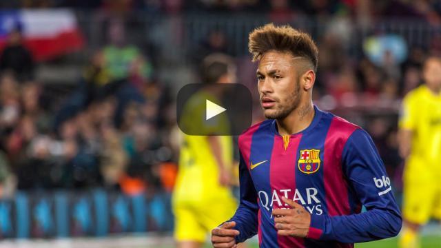 Neymar puede estar dirigiéndose al Real Madrid