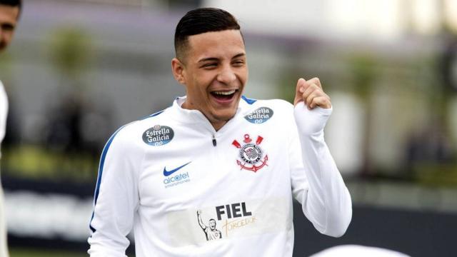 Futbol: Mensaje de Pablo al Corinthians