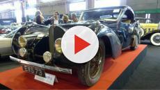 Une semaine consacrée à l'automobile ancienne