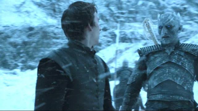 'GOT': el Rey de la Noche matará tanto a Daenerys Targaryen como a Jon Snow