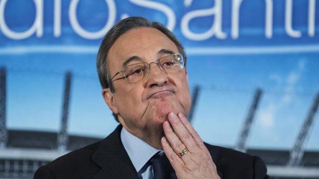 Un ejecutivo del Real Madrid va al choque