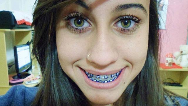 Vídeo: Destino da 'menina mais bonita do Facebook' é revelado