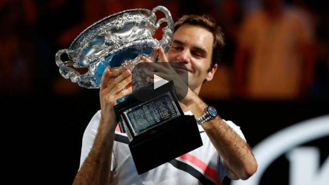 Roger Federer: Incluso los dioses terminan llorando aveces