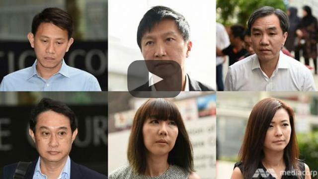 En Singapur la justicia castiga suavemente a los líderes de la Iglesia