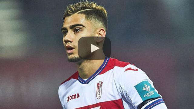 Andreas Pereira desafió a José Mourinho para poder jugar