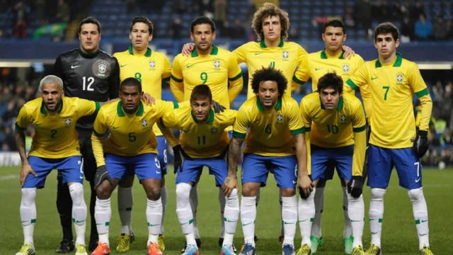 Copa Mundial 2018: Brasil busca la redención