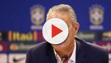 Vídeo: Tite observa 4 do Palmeiras para a Copa