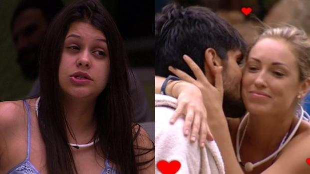 Assista: Após ver aproximação de Lucas e Jéssica, Ana Paula dispara: 'baranga'