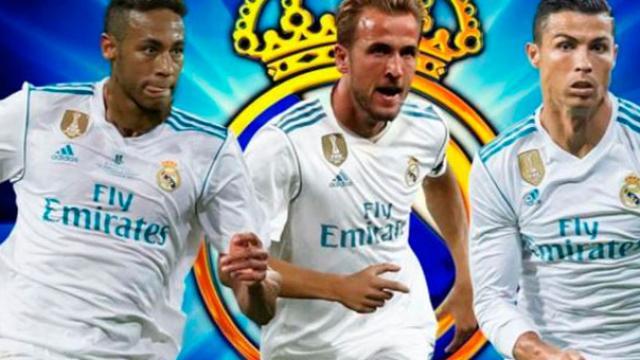 El Real Madrid tiene en la mira al 9 soñado