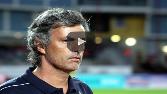 José Mourinho admite su derrota en la contienda por la Premier