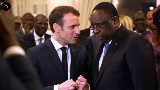 Au Sénégal, Macron plaide pour l'éducation et l'environnement
