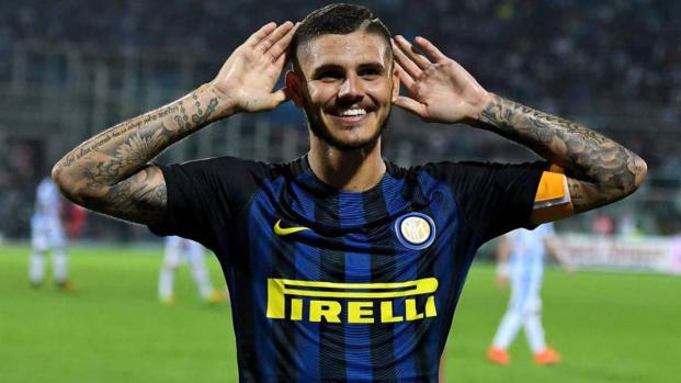Napoli se une a la carrera por Icardi: 'Él puede ser nuestro Cristiano Ronaldo'