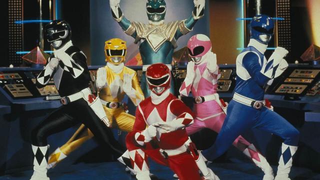 El productor ejecutivo de Power Rangers habla sobre el 25 ° aniversario