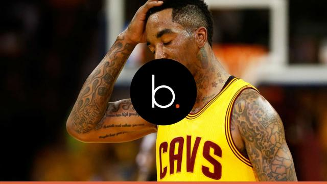 Cleveland Cavaliers are putting shooting guard J.R. Smith on the trading block