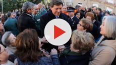 VIDEO: A Pobra se despide de Diana Quer