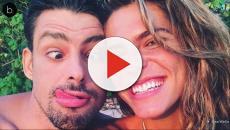 Assista: Mariana Goldfarb ignora repórter do Vídeo Show; confira