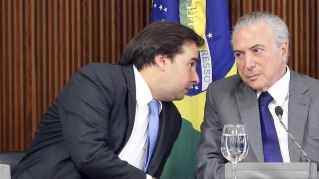 Vídeo: Maia quer engavetar Reforma da Previdência