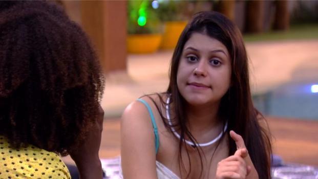 Vídeo: no BBB 18, Ana Paula chama Mahmoud