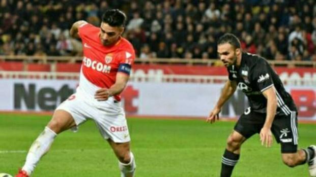 Ligue 1: Monaco l'emporte au terme d'un scénario incroyable contre Lyon!