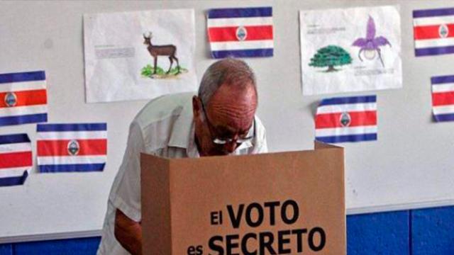 Costa Rica tendrá nuevo Presidente