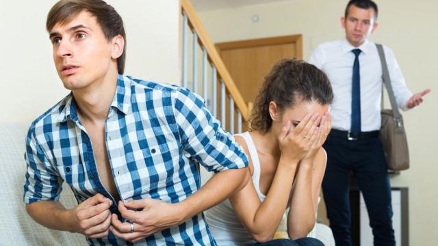 Razones para preocuparse de que su pareja lo pueda engañar