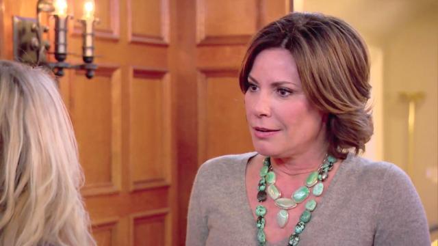 Luann de Lesseps está genial en medio del divorcio, según Kelly Bensimon