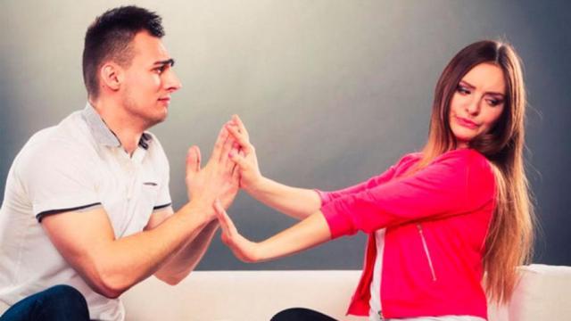 Por qué nuestras parejas nos avergüenzan