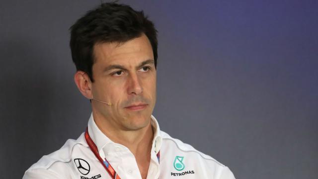 Las luchas internas preocupan al jefe de Mercedes