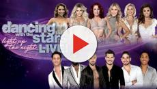 'Dancing with the Stars' tour bus affected by multi-car crash in Iowa