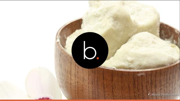 Le beurre de karité: un cadeau de la part de Mama Africa