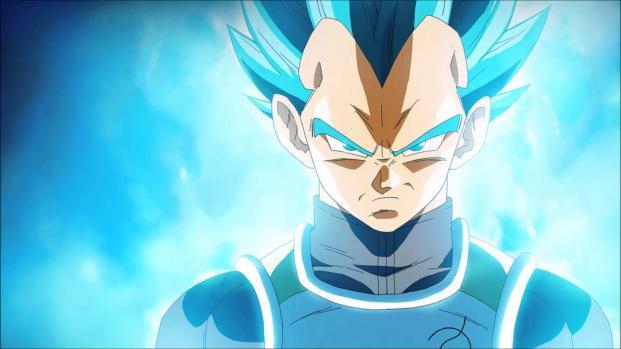 El príncipe de los Saiyajin logra superar el poder de un dios de la destrucción
