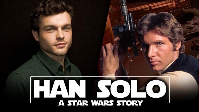 Solo: una historia de Star Wars recrea la Kessel Run