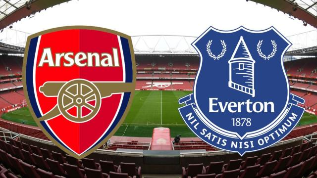 Gran Partido Arsenal vs Everton