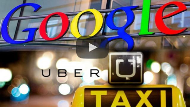 Uber vs Google: cabezas de choques de tecnología de conducción automática