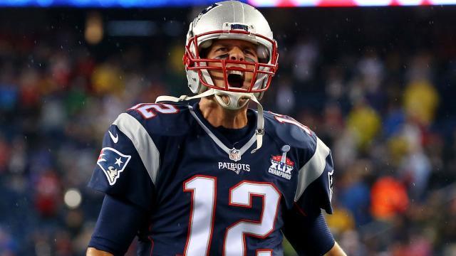 ¿El MVP está en la bolsa de Tom Brady?