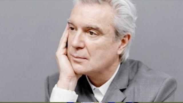David Byrne ofrecerá concierto en el Teatro Metropólitan