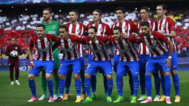 Atlético de Madrid rompe récord de penal de 41 años en LaLiga