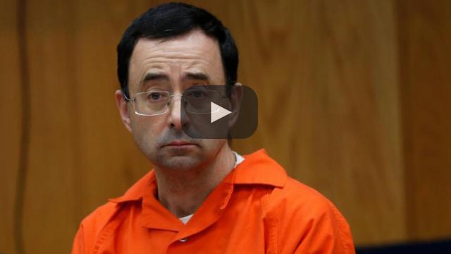 Larry Nassar encarcelado por otros 40 a 125 años