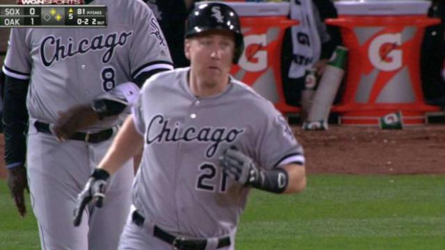 Todd Frazier comes to the Mets with his bat and experience