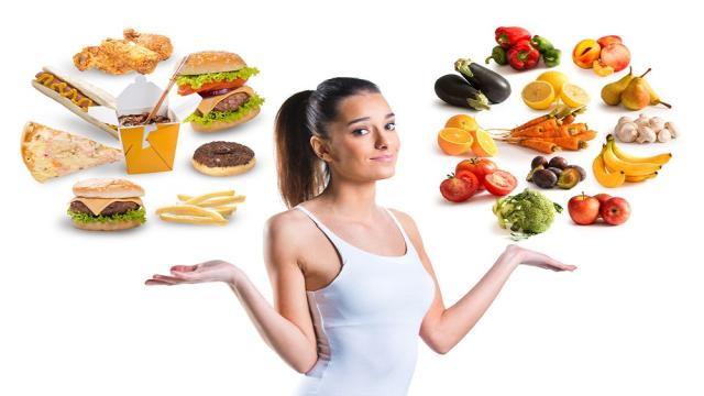 Cinco simples trucos para una alimentación más saludable