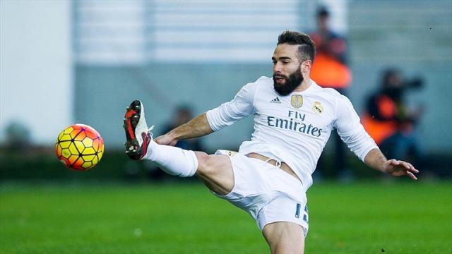 Dani Carvajal prohibido para el partido de ida contra el PSG