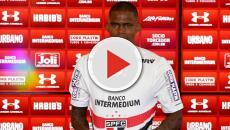 Assista: Maicosuel tem lesão detectada no Grêmio