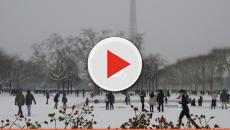 Ile de France sous la neige: désolé patron, j'peux pas venir aujourd'hui!