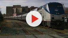 Videos: Accidente de Amtrak en Carolina del Sur