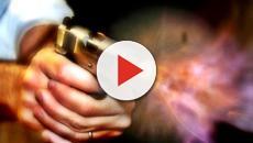 Vídeo: bandido toma tiro no bumbum e abre o berreiro