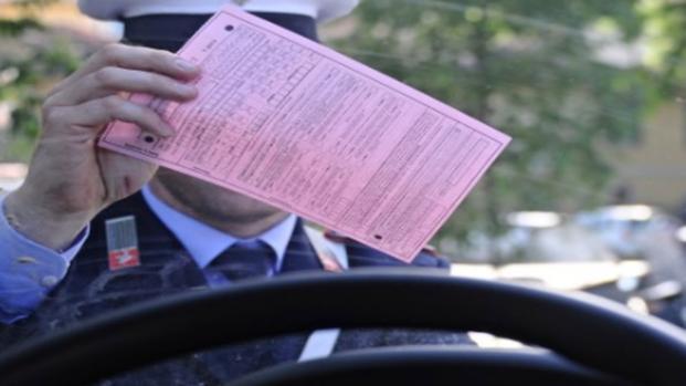 Uomo riceve 177 multe in 5 anni: l'auto però è intestata al nonno