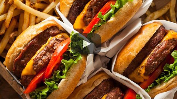 El 16 noviembre es el día nacional de la comida rápida