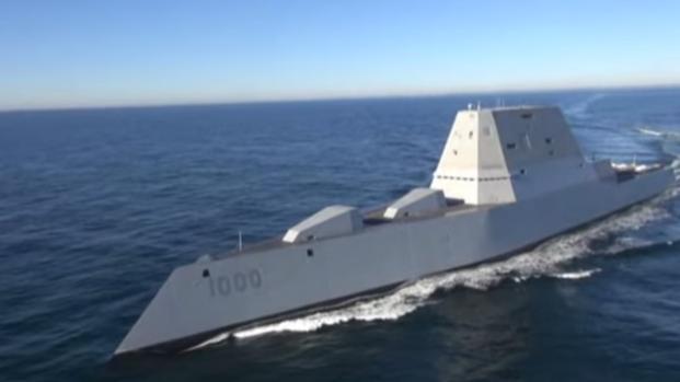 La Armada de los EE. UU. Lanza un nuevo prototipo de dron sin tripulación