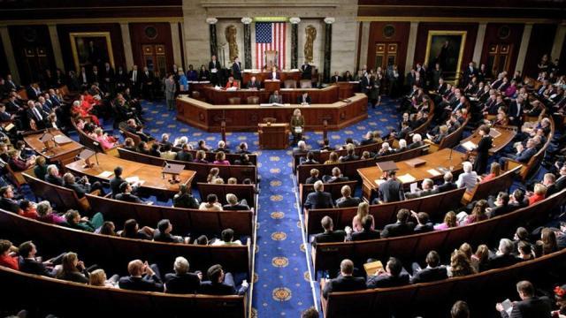 Video: El Senado de los EEUU considera el nuevo proyecto de ley de gasto