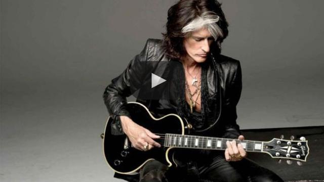 Joe Perry habla sobre nueva música de Aerosmith